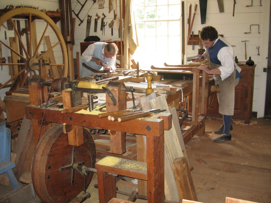 Cabinetmaker. Photo: Jenny Williams