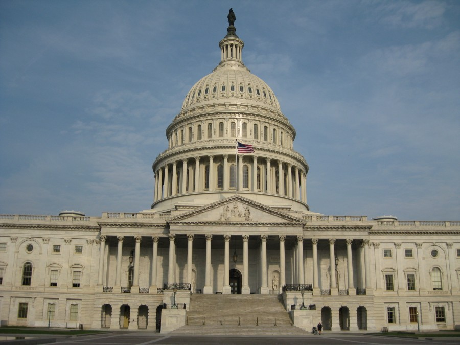 The United States Capitol Building. One of my favorite pieces of architecture. Photo: Jenny Williams